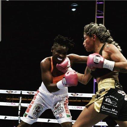 2La Barby Juárez ha sido tres veces campeona del mundo (Foto: Instram/barbyjuarez)