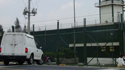 El ingreso de la Colonia Penal Federal Islas Marías
