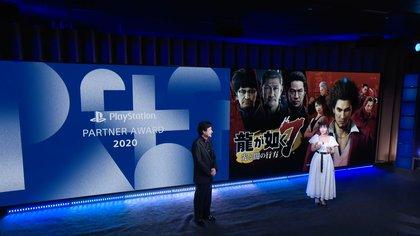 Yakuza: Like a Dragon se llevó un partner award