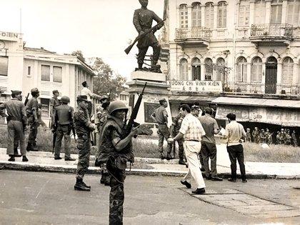 Serra, en Saigón