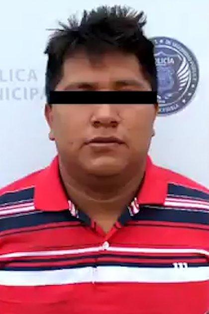 En el lugar de donde salía el detenido fue encontrada cocaína