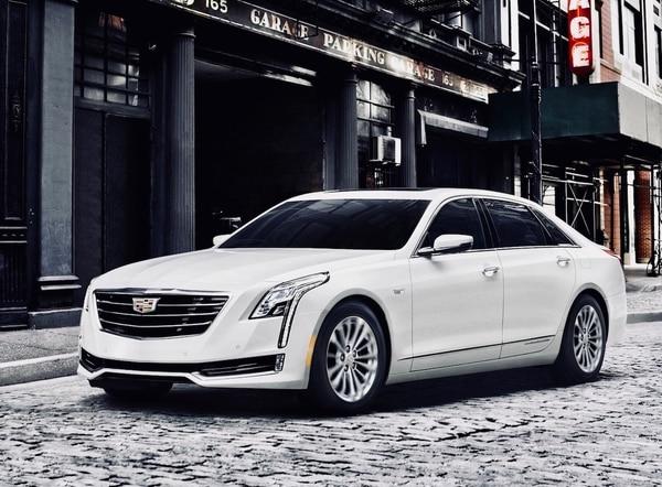 """El sedán de lujo Cadillac CT6 estrenará el revolucionario """"Super Cruise"""""""