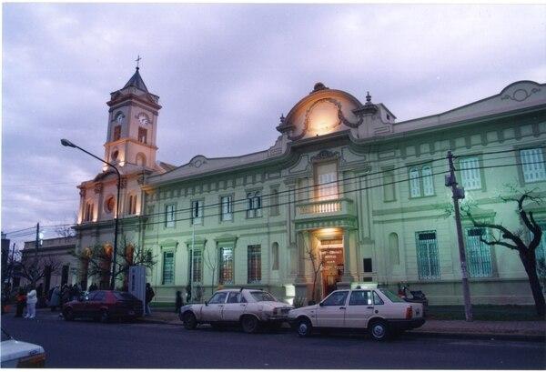 El Hospital Geriátrico de Rosario, también creado por la Sociedad de Beneficencia