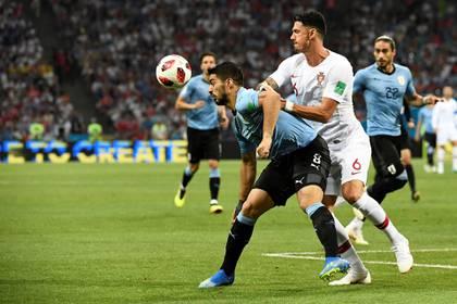 José Fonte durante el Mundial de Rusia (Foto: AFP)