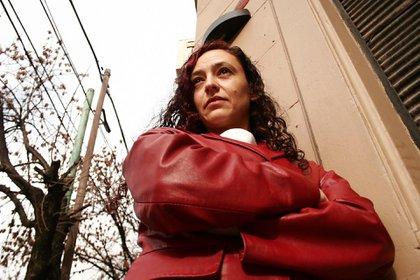 Lina Meruane ganó varios premios, entre ellos, el Sor Juana Inés de la Cruz, el Anna Seghers y la beca Guggenheim (Lucio Ramírez)