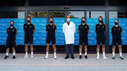 Después de varios años, por fin el Real Madrid tendrá a su equipo femenil (Foto: Twitter/ @realmadridfem)