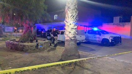 Guanajuato ya se perfila como uno de los estados más violentos, pues cuenta con una racha de tres masacres (Foto: Crónica Guanajuato Twitter @CronicaGto)