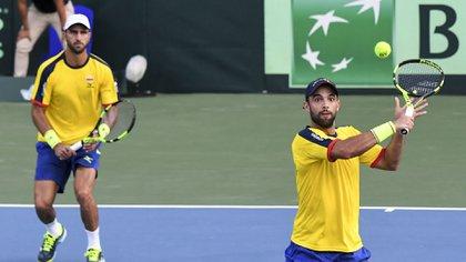 Cabal y Farah cayeron en semifinales del Masters 1000 de Monte Carlo