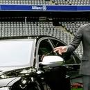 El entrenador catalán le gustan los autos potentes. Pero parece que los maneja muy mal. (Audi)