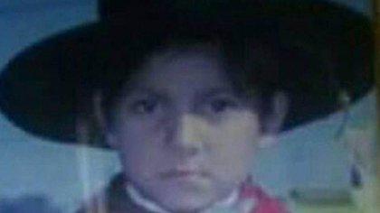 """""""Marito"""" Salto, muerto en mayo de 2016."""