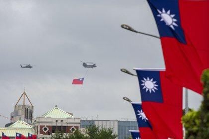 EEUU aprueba una posible venta de sistemas de misiles a Taiwán