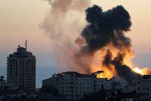 Israel bombardeó la residencia del máximo responsable del grupo terrorista Hamas en la Franja de Gaza