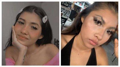 """""""Que esperara dos días, se fue con el novio, dijeron las autoridades"""": Cinthia Itzel tenía 21 años, fue asesinada en Puebla"""