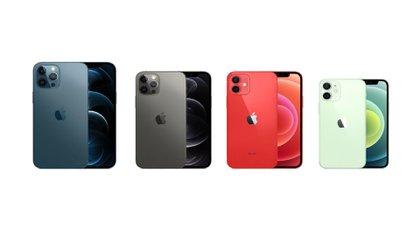 El nuevo modelo es más delgado y se mantiene dentro de los productos más costosos en el rango de móviles  (Foto: Apple)