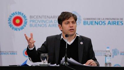 Pichetto analizó la gestión de Axel Kicillof en la provincia de Buenos Aires