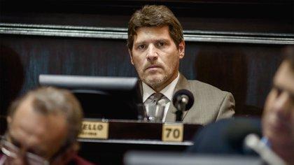 El diputado provincial Guillermo Castello