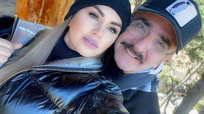 Por qué Vicente Fernández Jr. ha estado alejado de su novia y de las redes sociales