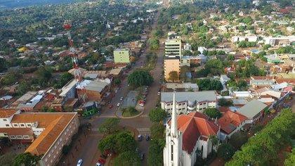"""Oberá es conocida como la """"Capital Nacional del Inmigrante"""""""