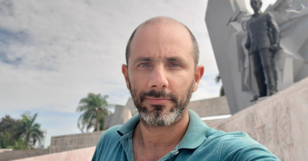"""El periodista cubano Henry Constantin tras su arresto: """"El pueblo entendió  que es capaz de poner en jaque al régimen"""" - Infobae"""