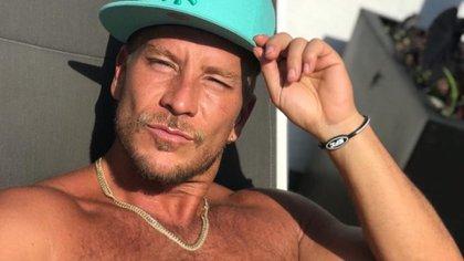 El actor es conocido por ser un rompecorazones que ha tenido relación con estrellas como Alejandra Guzmán y Angelique Boyer (Foto: Instagram @zalvador zerboni)