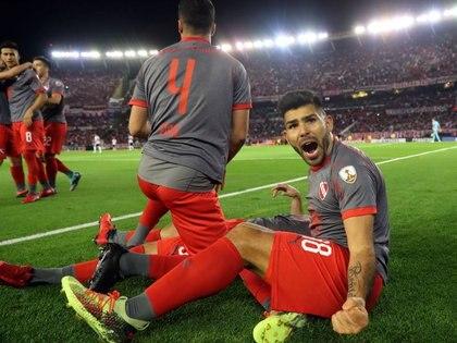 Romero tiene 31 años y fue el último goleador de la Superliga con 12 tantos (REUTERS/Marcos Brindicci)