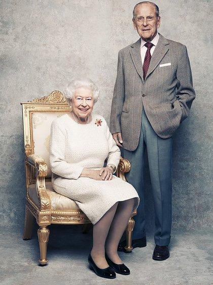 El marido de la reina Isabel II dejó instrucciones de cómo debería ser su último adiós