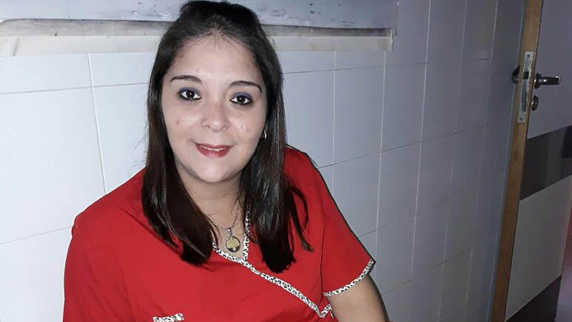 Daiana Almeida tenía 30 años y trabajaba como enfermera