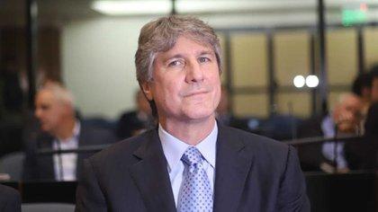 El ex vicepresidente Amado Boudou