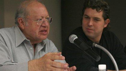 """Jorge Ortiz de Pinedo habló sobre el estado de salud de Eduardo Manzano el """"Polivoz"""""""