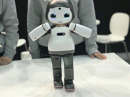 Liku es un robot que es capaz de interpretar las emociones del usuario así como expresar las suyas.