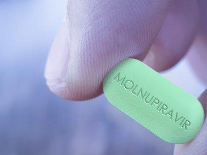Molnupiravir es la primera demostración de un medicamento disponible por vía oral para bloquear rápidamente la transmisión del SARS-CoV-2