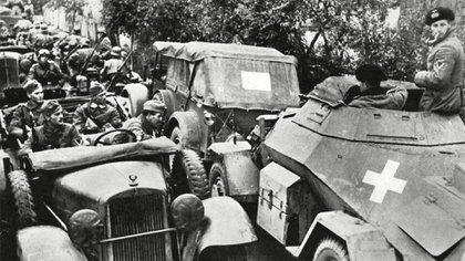 Durante la Segunda Guerra Mundial Alemania utilizó el insecticida DFDT para controlar a los mosquitos en la Unión Soviética y África del Norte durante el avance de la Wehrmacht (Historia/Shutterstock)
