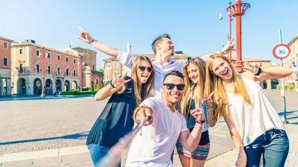 Viajar con amigos, un plan que no puede fallar (istock)