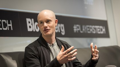 Brian Armstrong, cofundador de la plataforma