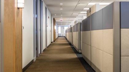 Lejos quedaron las oficinas con cubículos cerrados