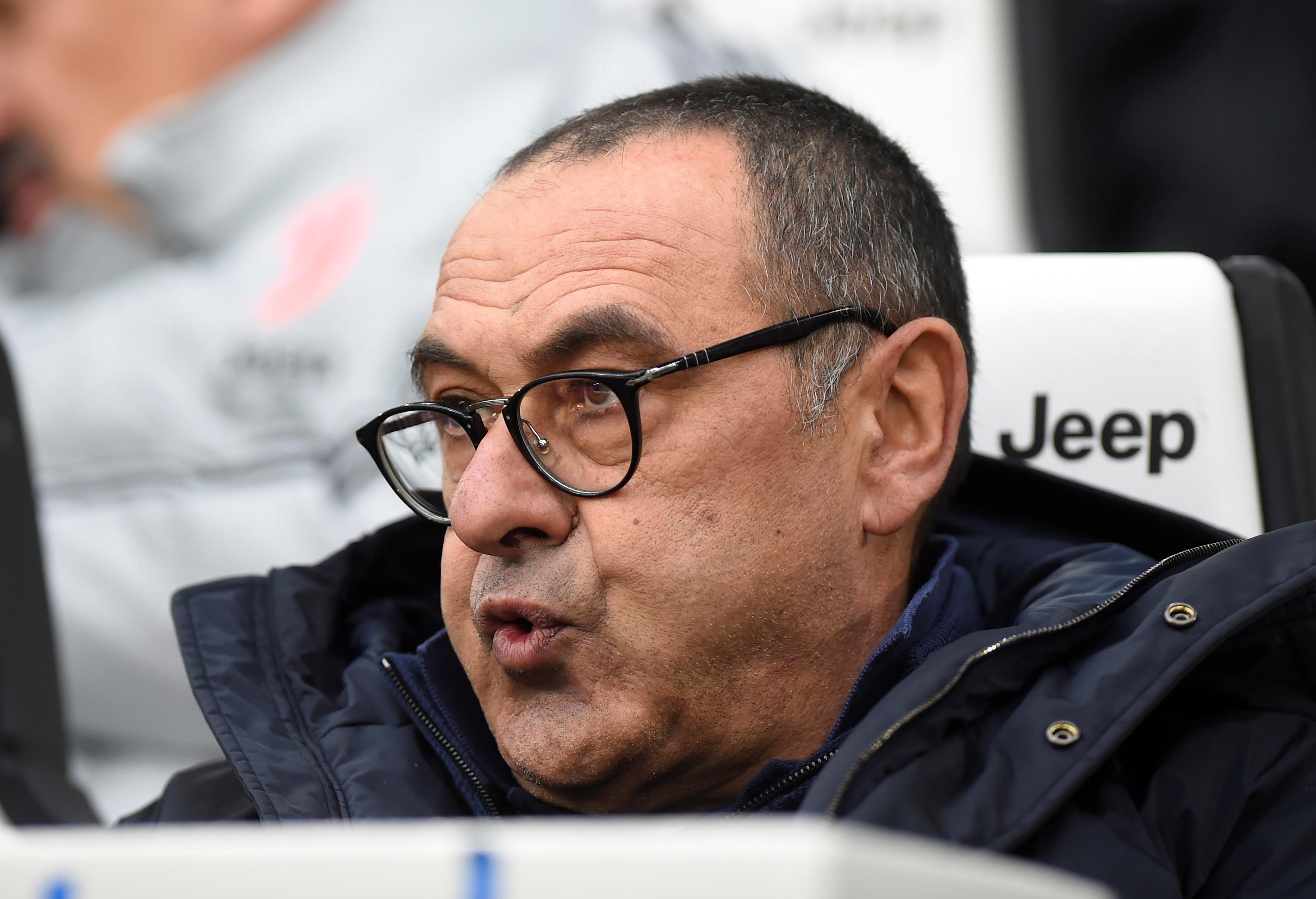 El exabrupto del entrenador de Juventus contra un periodista que le recordó que no ganó títulos en Italia  - Infobae