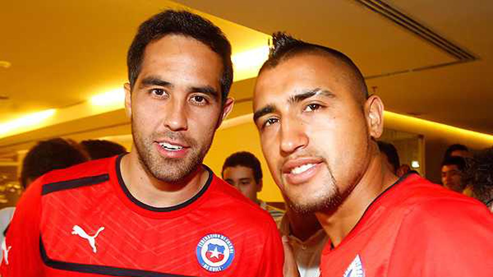 Chile se enfrentará a Colombia y a Guinea