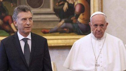 """""""Yo estoy tranquilo en los términos de la relación que tengo hoy con el papa Francisco"""""""