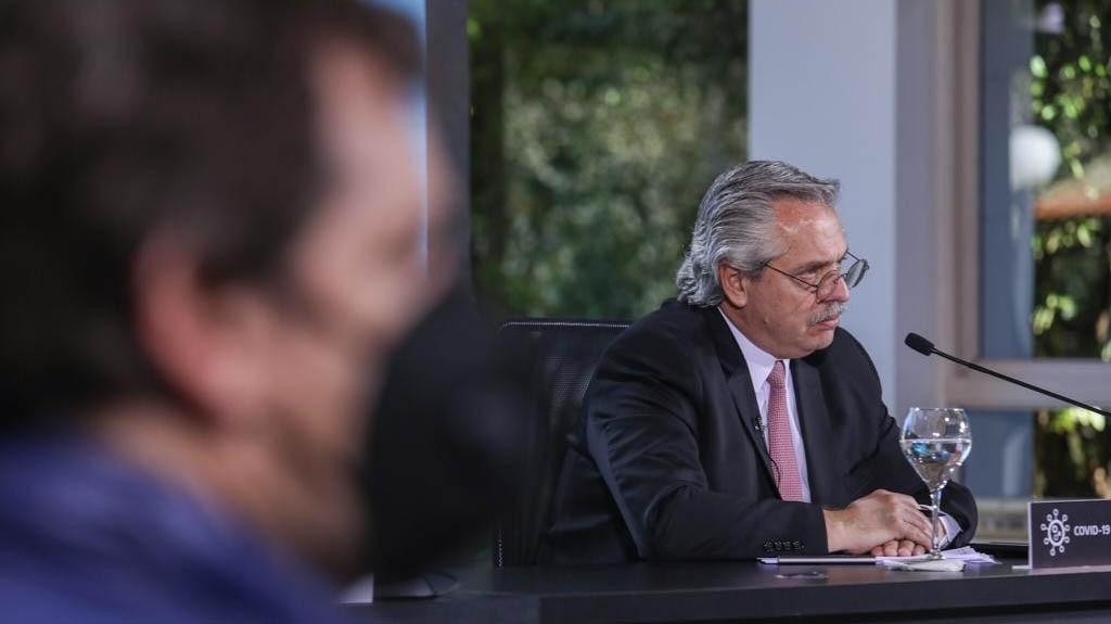 """La comunidad vasca desmintió a Alberto Fernández: """"Nos cuesta entender por qué se ha hecho esa mención injusta"""" - Infobae"""