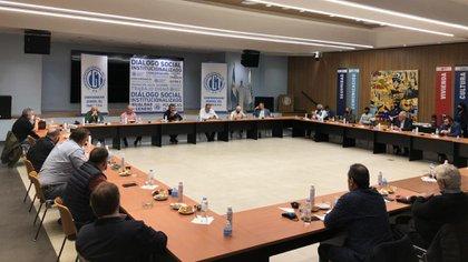 El consejo directivo de la CGT volverá a reunirse este martes en la sede de Azopardo 802