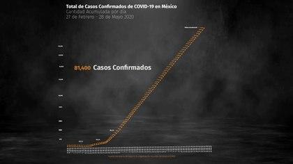 Las autoridades sanitarias informaron la situación epidémica en México (Foto: Steve Allen)