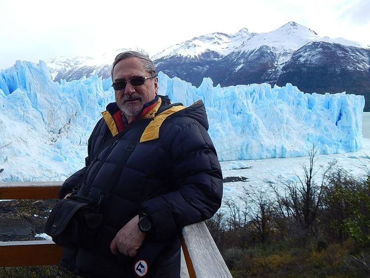 Jorge Rabassa, geólogo e investigador del CONICET.