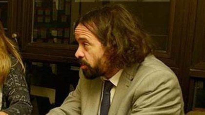 Sebastián Scalera, fiscal general adjunto de Lomas de Zamora, otro de los denunciados