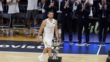 Facundo Campazzo lives defining hours for his arrival in the NBA