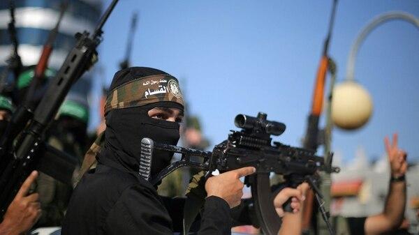 Israel respondió a un ataque con morteros perpetrado por terroristas de Hamas (Reuters)