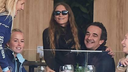 Mary-Kate Olsen  y Olivier Sarkozy se casaron en 2015 (Shutterstock)