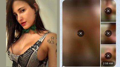 Paula Sánchez Frega tiene 28 años y es riojana.  Es la primera víctima de pornoextorsión del país en llevar su caso a juicio.