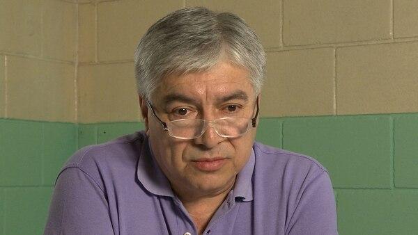 Lázaro Báez está detenido por esta causa (foto Infobae)
