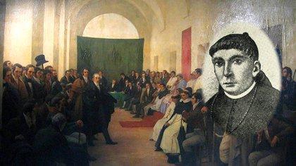 El obispo de Buenos Aires, Benito Lué y Riega, tuvo un rol destacado en el Cabildo Abierto del 22 de mayo: fue el inflexible vocero de la supremacía española. Su misteriosa muerte despertó sospechas de una posible venganza de los revolucionarios criollos