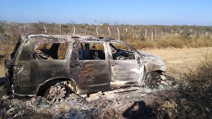 """El gobernador de Tamaulipas Francisco García Cabeza de Vaca, prometió que """"no habrá impunidad"""" en el caso (Foto: Twitter/@FuriaNegra7)"""